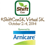 Virtual 5K for ShiftCon At Home