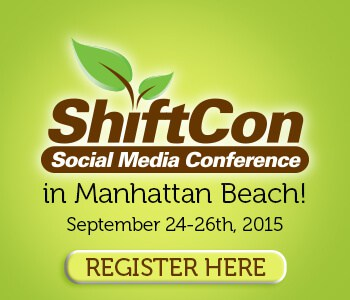 Join me at ShiftCon
