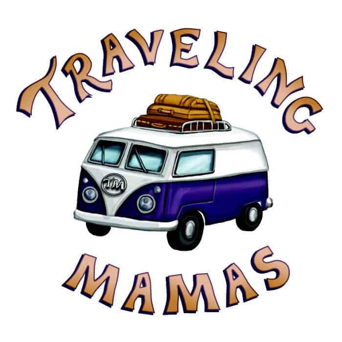 Traveling Mamas Logo