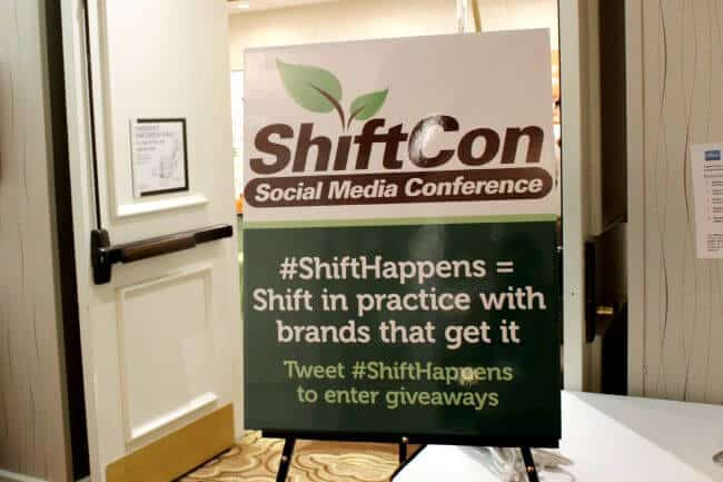 ShiftCon Sign