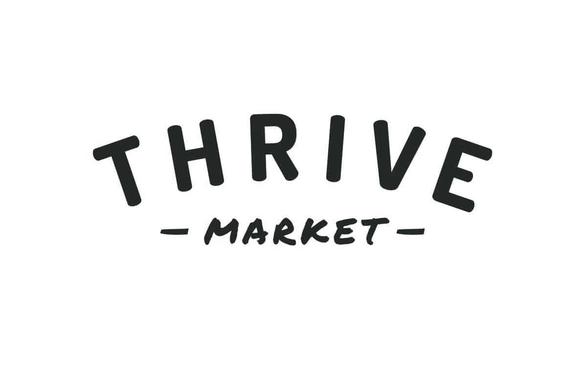 Thrive Market affiliate program