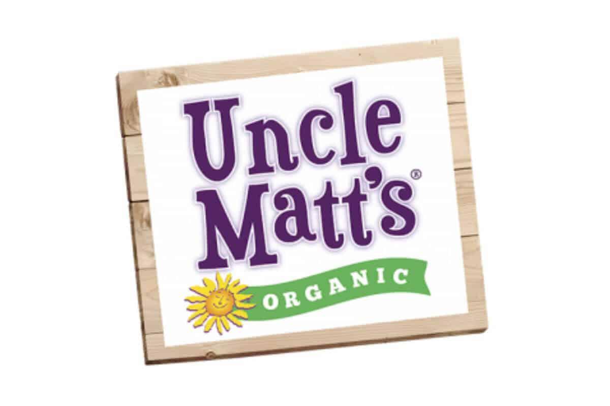 Uncle Matt's Logo