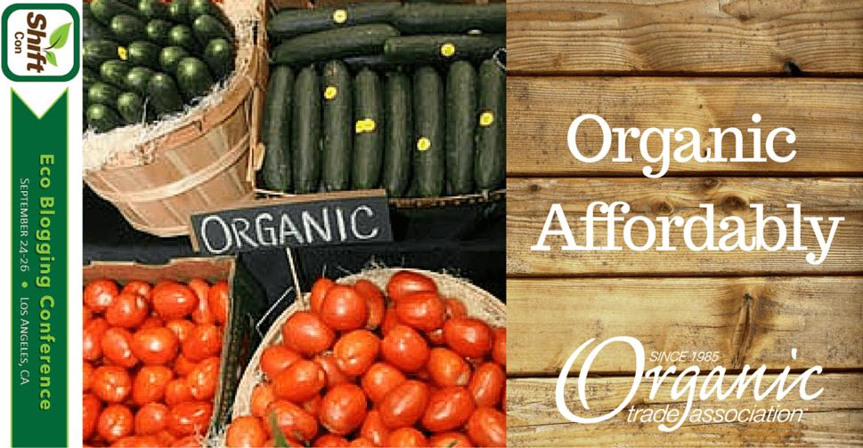 organic affordablility