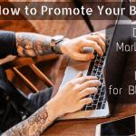 DIY Marketing & PR for bloggers