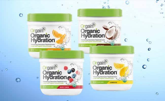 orgain hydration